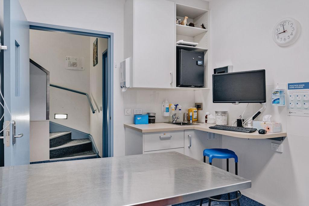 CVES Consultation Room